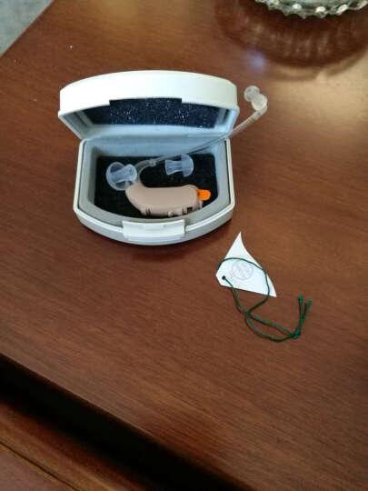 西门子(SIEMENS)助听器老年人 莲花系列 耳背式12P 晒单图