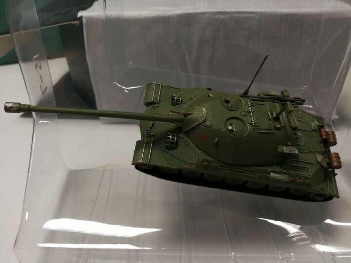 铁拳系列坦克世界IS-7成品合金1:72坦克模型  空中网军武游戏典藏周边 晒单图