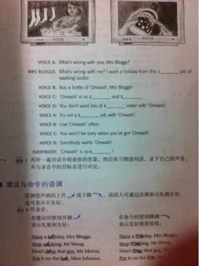 剑桥国际英语语音教程:ShiporSheep(英音版)(汉译版)(附CD-ROM光盘张) 晒单图