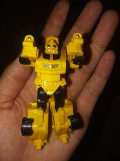 蒙巴迪 变形玩具迷你金刚4大黄蜂传奇级模型 益智玩具 蒙巴迪 救护车 晒单图