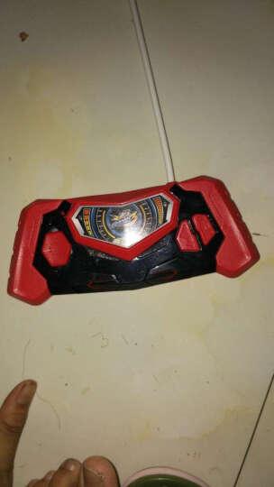 儿童遥控车玩具遥控玩具车汽车赛车蜘蛛侠电动变形金刚机器人车战车 钢铁侠水陆车M001 晒单图