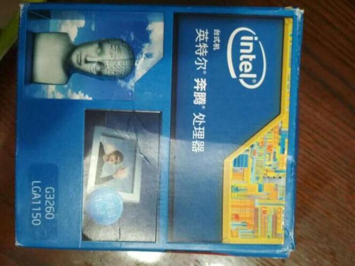 英特尔(Intel)奔腾双核 G3260 1150接口 盒装CPU处理器 晒单图