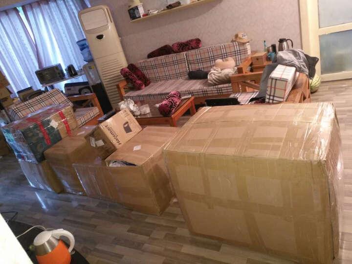 巨惠包装搬家纸箱80*50*60五层加厚特硬超大 纸箱搬家箱包装纸箱纸壳箱纸皮箱 5只 80*50*60cm塑料扣手 晒单图