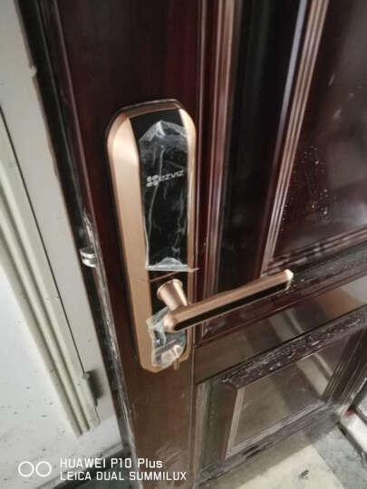 萤石 EZVIZ DL2指纹锁家用防盗门锁 标准锁体木门左开 电子锁密码锁大门防盗锁 晒单图