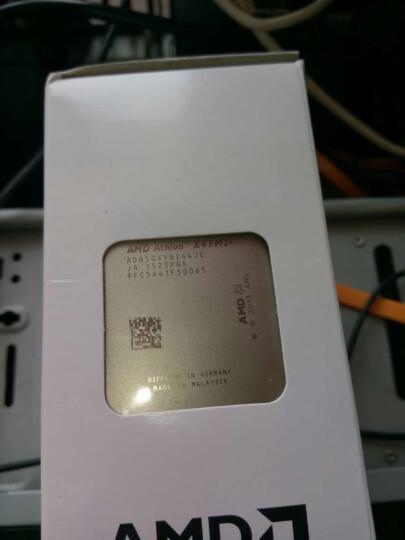 AMD X4 850 速龙II X4 850 盒装 CPU FM2+ 晒单图