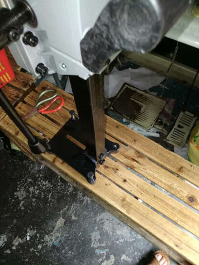 如谱 大功率专业空调水电钻孔机金刚石水钻机工业工程钻机两用开孔水钻头 3110小支架 晒单图