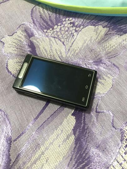 三星(SAMSUNG) 三星SM-G1600金色 W789电信手机W999手机 翻盖手机 W789奢华蓝  电信3G手机 双卡双待双通 晒单图