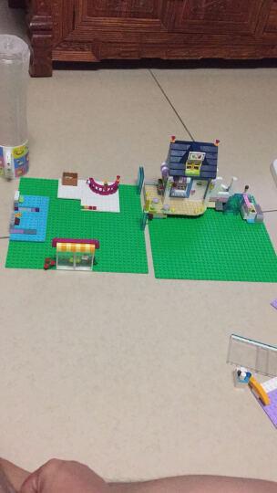 乐高(LEGO)迪士尼精灵系列女孩拼装积木玩具 41130 游乐场大型过山车 晒单图