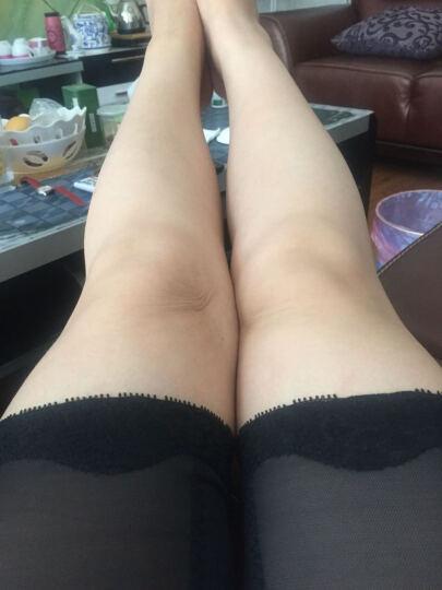 纤慕连体塑身衣无痕透气产后收腹腰带女体雕大码束腰提臀瘦身衣减肚子薄美容院专供产品 黑色(三角) XXXL=90(建议130-140斤) 晒单图
