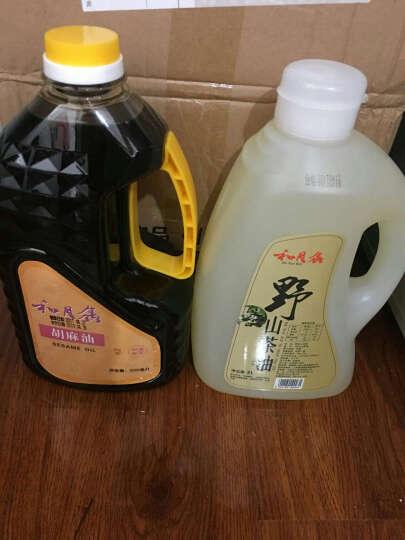 和月鑫 台湾进口 胡麻油2L 黑麻油 月子油 月子餐搭配生化汤月子 晒单图