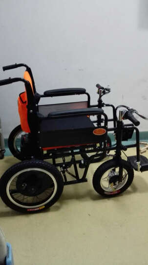泰合老年出行代步车四轮电动助行轮椅 电动轮椅DW108 20Ah锂电版-行驶30-40公里左右 晒单图