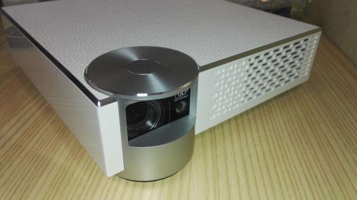 神画(PIQS) 便携投影仪家用办公商务手机无线wifi高清微型户外神话投影机 无屏电视3D投影便携 3D体验套装 送3D眼镜*2+高清线 晒单图
