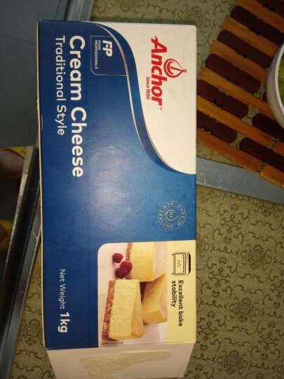 安佳 奶油芝士1千克 奶油忌廉奶酪烘培原料 做蛋糕点心 可以制作乳酪蛋糕 轻乳蛋糕 晒单图