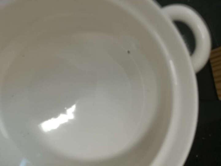 泥巴佬 陶瓷碗碟套装餐具套装鱼盘汤碗菜碟小勺盘子饭碗 陶瓷餐具的数量可以随心所欲的选择购买 金枝玉叶鱼盘1个 晒单图