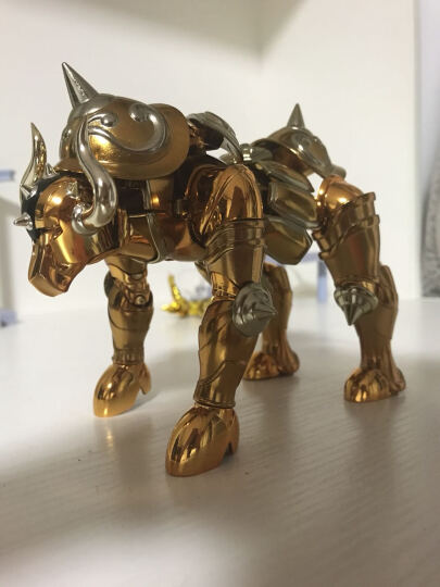 万代(BANDAI) 圣衣神话EX 黄金圣斗士 模型玩具(拆封无售后) (全款预订:8月发货)冥白羊座 史昂教皇套装 18cm 晒单图
