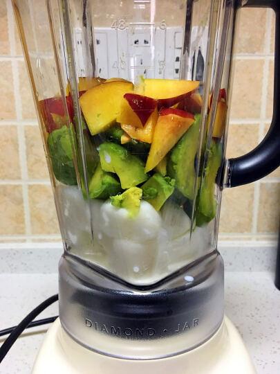 凯膳怡(KitchenAid)料理机家用多功能搅拌辅食榨汁果汁机5KSB1585CPK樱花粉 晒单图