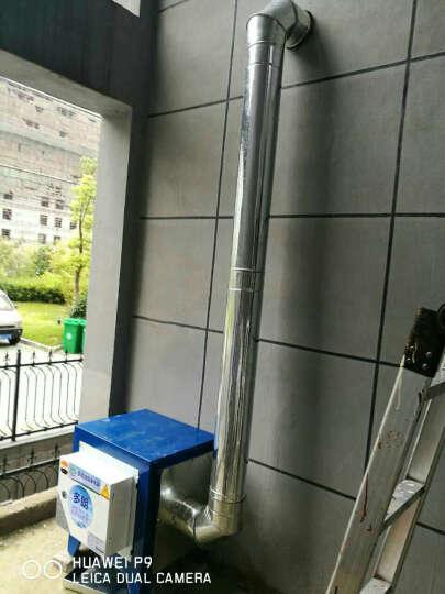 多朗 静电油烟净化器餐饮饭店厨房环保商用烧烤高空油烟分离器 4000风量 晒单图