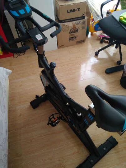 【中国优选品牌】伊吉康家用静音动感单车 室内健身车器材 实芯款-雷神 晒单图