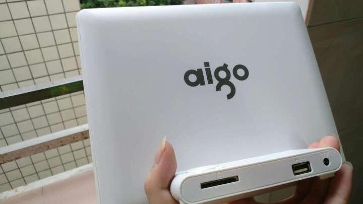 爱国者(aigo) 数码相框DPF83 8英寸高清电子相册 智能家居 支持视频音乐 SD卡/U盘直插 礼品佳选 白色 晒单图