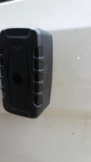 真匠汽车gps定位器跟踪器 带磁铁免安装无线防盗器大容量电池超长待机卫星微型车载追踪器 1.2万毫安_八核+双星定位+终身平台(自行配卡) 晒单图