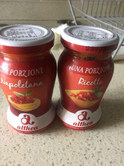 意大利进口 贝乐牌(BELLA PARMA) 拿破仑意粉酱120g 意面酱 晒单图