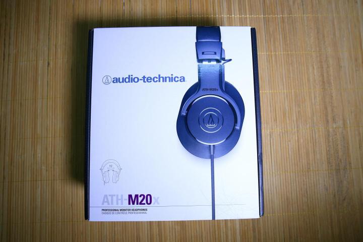铁三角(Audio-technica)ATH-M20x 入门级专业监听头戴式耳机  晒单图
