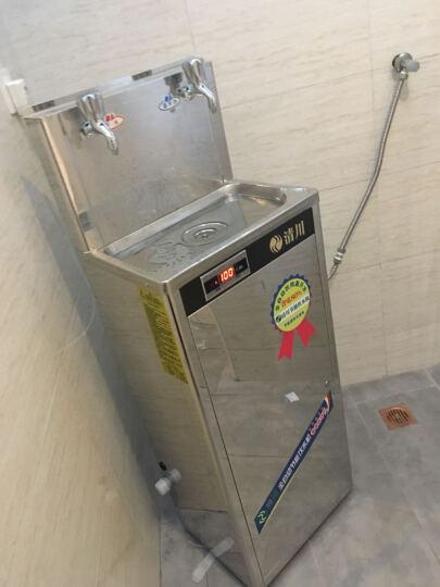 清川 3E系列  温热型 节能不锈钢工厂商用直饮水机 过滤自来水开水器工业开水机直饮机 3E超滤款 晒单图