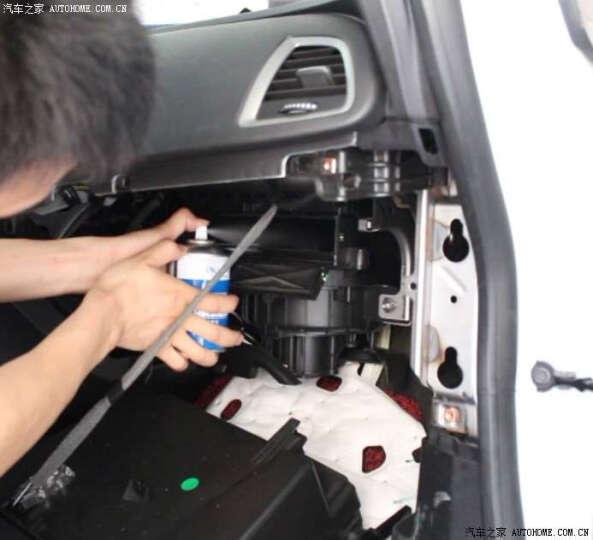 固特威汽车空调清洗剂 免拆管道清洁三件套装 车用家用出风口空调泡沫杀菌除臭剂异味去除剂 空调清洁三件套 晒单图