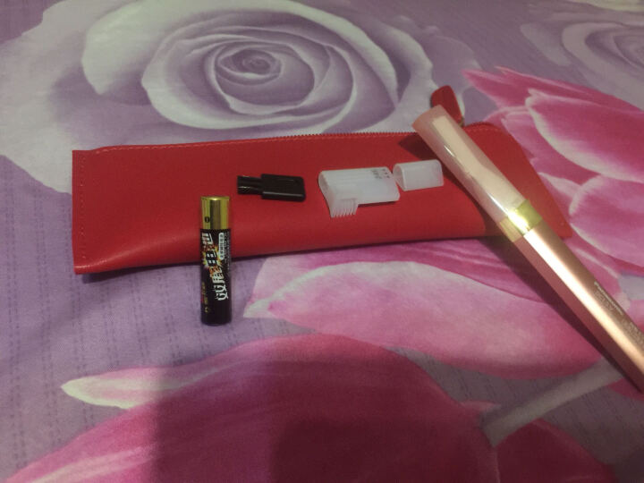松下(Panasonic)电动修眉刀刮眉刀修眉器修眉工具女士 日本拼邮 ES-WF60粉色 晒单图