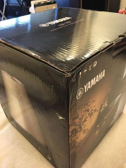 雅马哈(YAMAHA)LSX-170无线音箱灯光床头台灯书架 迷你桌面音响 LSX-70黑色 晒单图