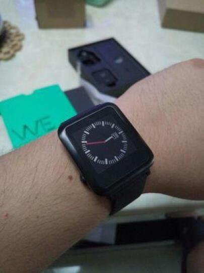 weloop唯乐小黑3智能手表 游泳防水睡眠运动心率智能手环 动态心率监测 安卓ios 黑色 晒单图