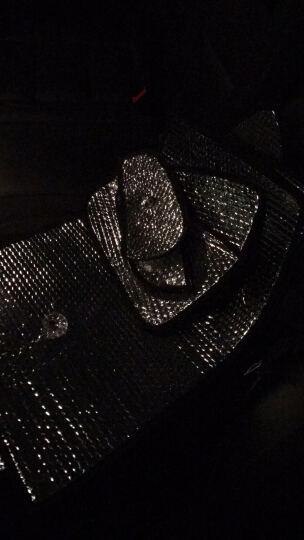 佳卡诺活性炭除甲醛专用汽车遮阳挡6件套前档遮阳板车用防晒隔热帘用品中控仪表台避光垫防晒垫 标致301 308 408 508 3008 活性碳 1片装前档专车专用型车内遮阳除甲醛净化空气 晒单图