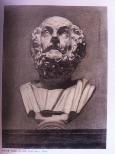 中央美术学院附中留校经典作品:素描卷(1953-2009) 晒单图
