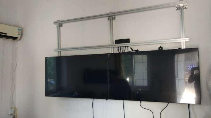金为 拼接支架 拼接墙支架 液晶拼接屏电视墙壁挂支架铝合金可调节厂家直销 晒单图