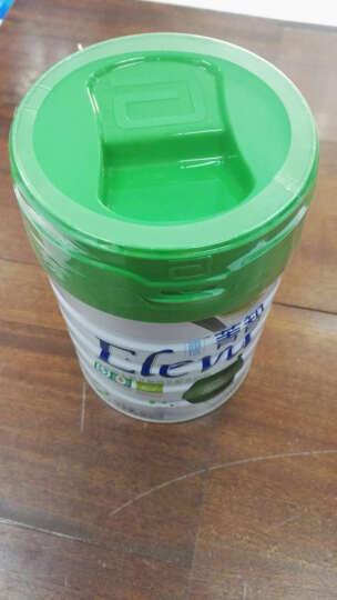 雅培(Abbott) 【雅培官方授权】雅培菁智优纯有机幼儿配方奶粉3段900g/克 8罐 晒单图