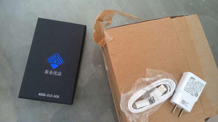 【二手99新】三星(SAMSUNG) Galaxy S7 edge(G9350) 银色 32G 全网通 晒单图