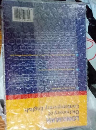 Longman Dictionary 朗文当代高级英语字典词典 第六版 英文原版 晒单图