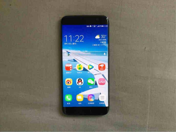 【二手9成新】三星(SAMSUNG) Galaxy S7 edge(G9350) 黑色 4+32G 全网通 晒单图