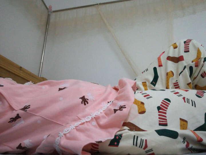 【2套减10】尚洛特月子服哺乳套装孕妇睡衣产妇喂奶衣春秋季外出棉夏季薄款月子装 菠萝 XL码 125-145斤 晒单图