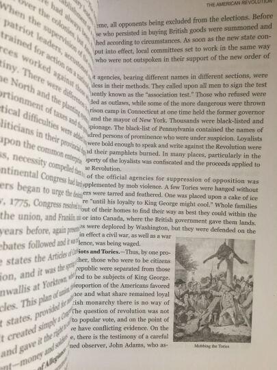 美国历史(英文版) 晒单图