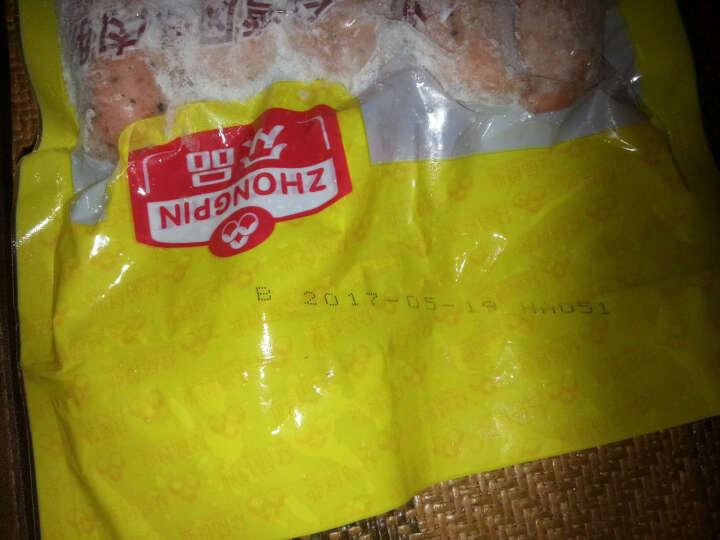 众品 台湾风味肉肠 700g/袋 香嫩风味 烧烤食材 晒单图