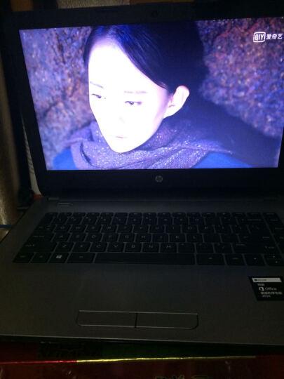 惠普(HP)HP14-aq001TU 14英寸笔记本电脑(赛扬N3060 4G 500G HD屏 Win10)银色 晒单图