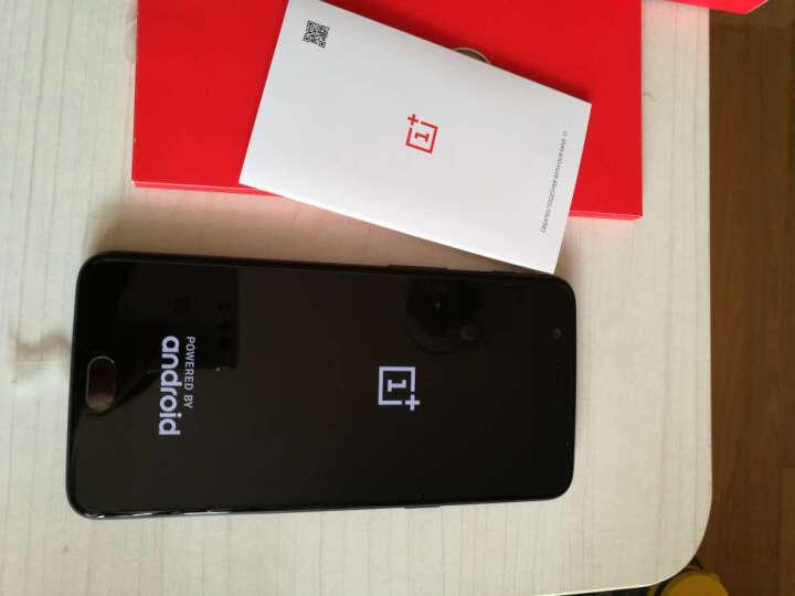 【碎屏保套装】一加手机5 (A5000) 8GB+128GB 星辰黑 全网通 双卡双待 移动联通电信4G手机 晒单图