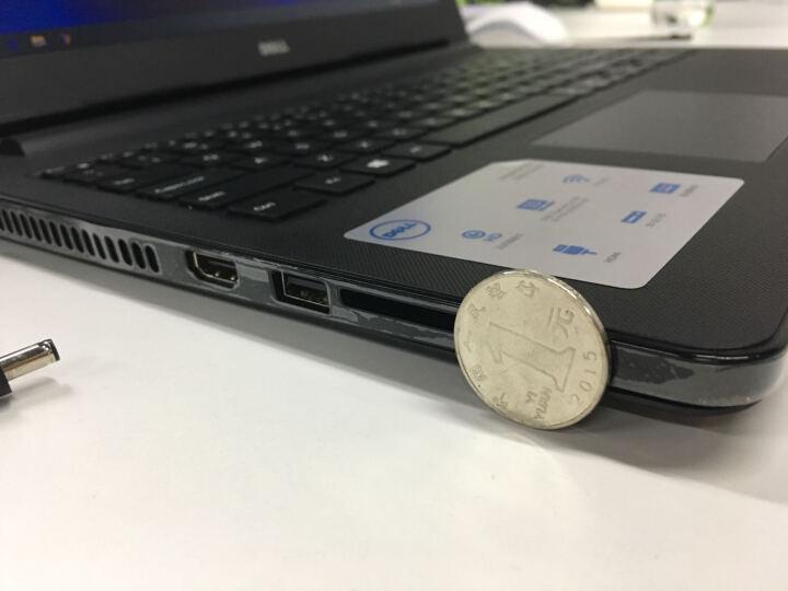 戴尔DELL成就5568-2525 15.6英寸i5七代轻薄商用高清手提游戏笔记本电脑 15ER-4525 4725黑色 i5七代8G内存500硬盘无光驱定制版 晒单图