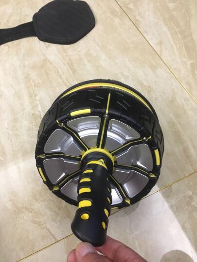 斯诺德(SiNuoDe) 健腹轮 腹肌轮 静音自动回弹 健腹轮巨轮 新款上市E320 晒单图