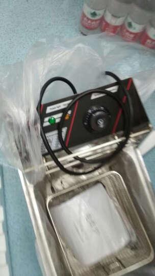油炸炉商用电炸炉家用油炸锅电炸锅 单缸双筛 晒单图