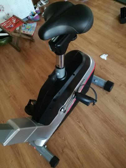 康乐佳 健身车家用动感运动单车脚踏康复自行车超静音磁控室内有氧健身器材KLJ-8722 晒单图