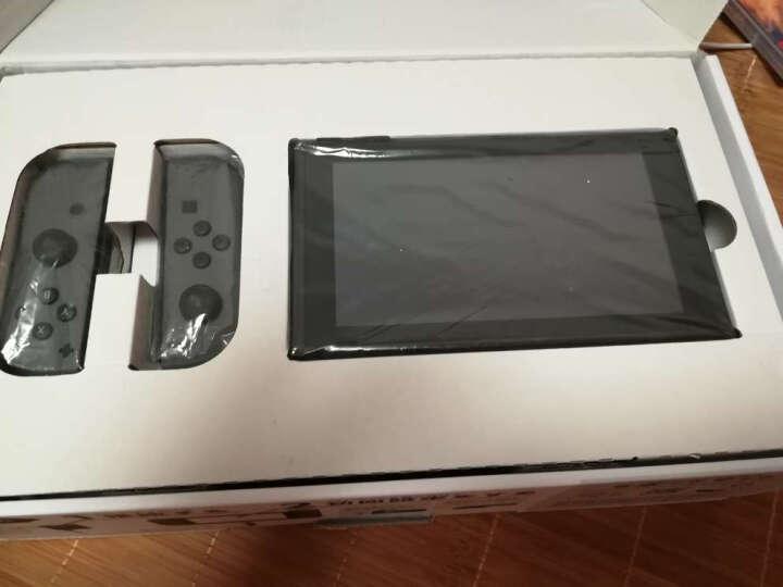 任天堂Nintendo switch NS游戏机掌机 NS掌上游戏机 NX 港版NS掌机+Pro手柄塞尔达口袋铁拳2k18游戏 标配 晒单图