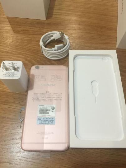 OPPO R9sk 全网通4G+64G 双卡双待手机 玫瑰金色 晒单图