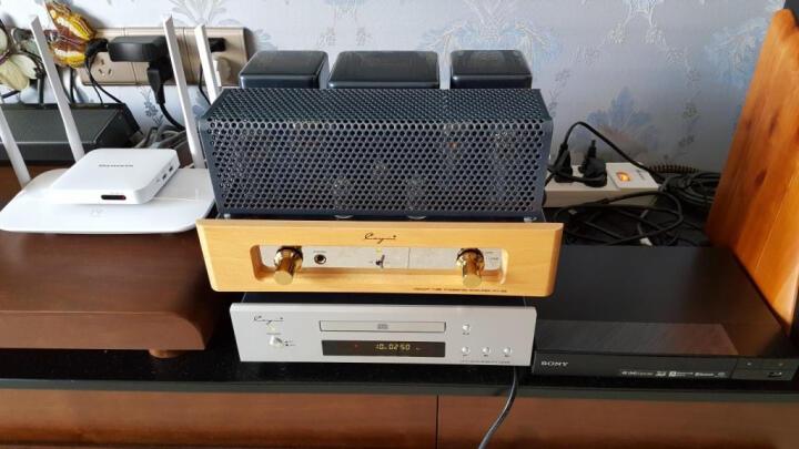 凯音 CAYIN MT-CD45 斯巴克 HIFI CD机 播放器 晒单图